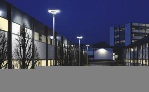 Cambio de farolas para mejorar la eficiencia energética