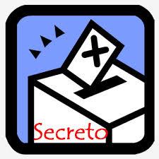 votación secreta en la Junta de comunidad